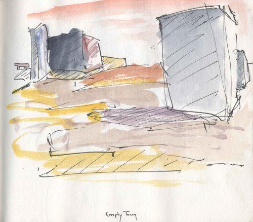 Pg 12: Empty Town