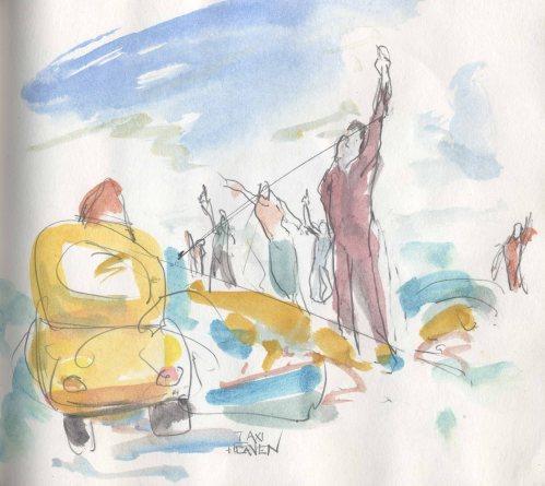 Pg 34: Taxi Heaven